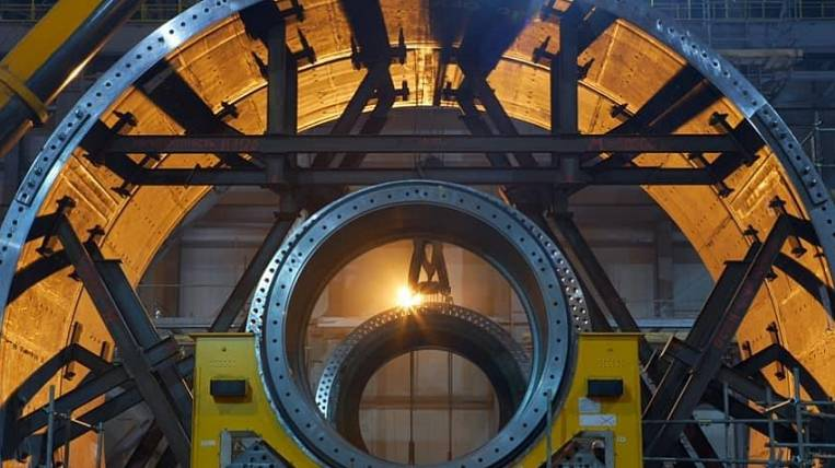 Equipment for grinding ore was installed at MMC Udokan in Transbaikalia