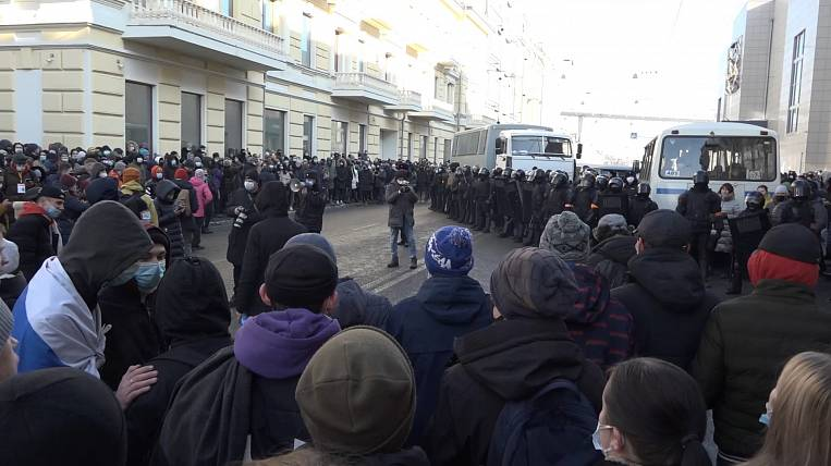 Case on blocking roads during protests opened in Vladivostok