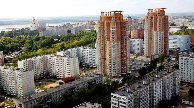 Ввод жилья вТульской области вIполугодии снизился на26,4%