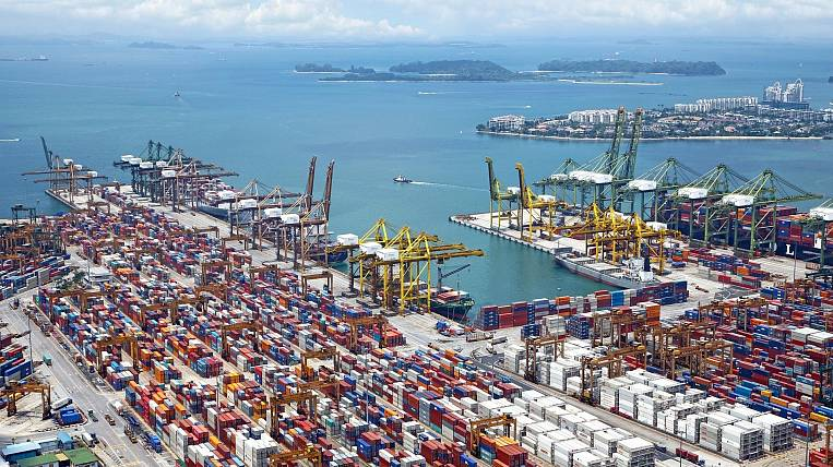 Export volume decreased in the Far East due to the pandemic