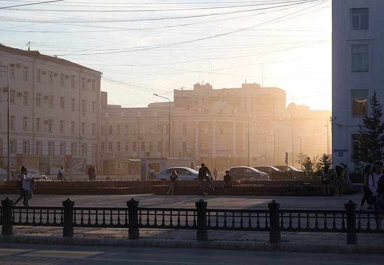 Yakutsk does not believe in tears