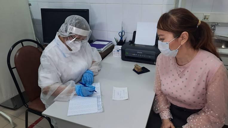 151 cases of coronavirus infection were detected in Yakutia per day
