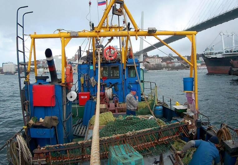Fisherman's law is not written