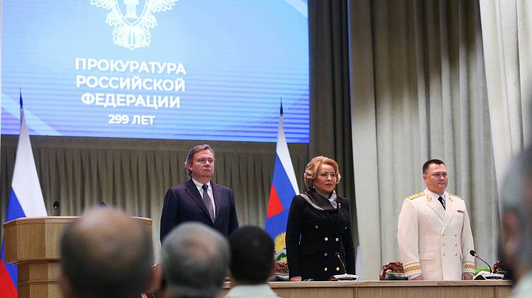 Matvienko: vaccination passports for Russians are superfluous