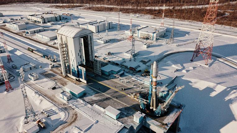 The first in 2021 launch from the Vostochny cosmodrome has been postponed