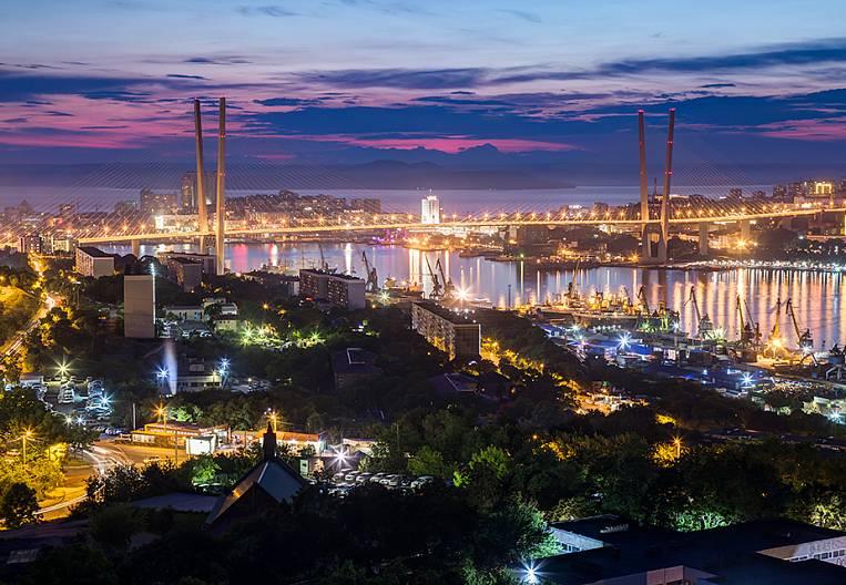 Tour of Vladivostok