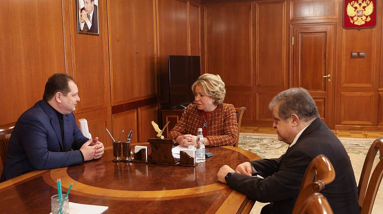 Representatives of the Federation Council are planning a business trip to the Jewish Autonomous Region
