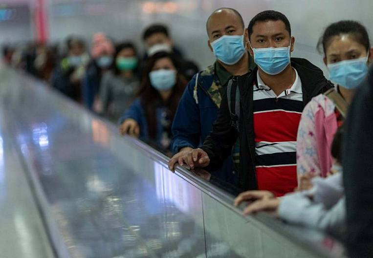 Coronavirus in China. China continues to live, and the media sow panic