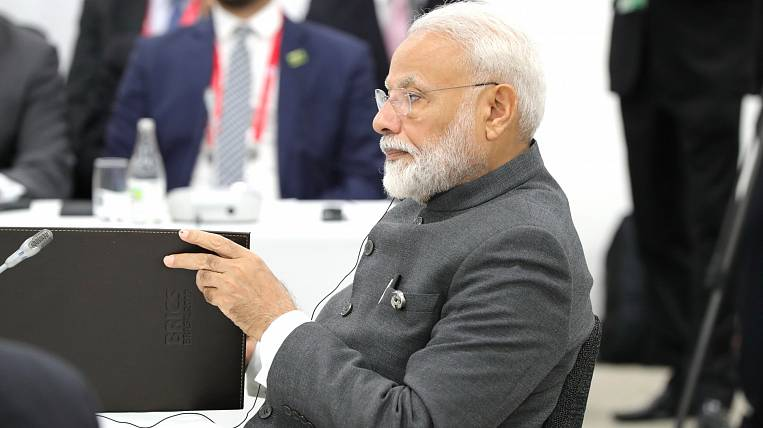 Narendra Modi: India has provided medical assistance to over 150 countries
