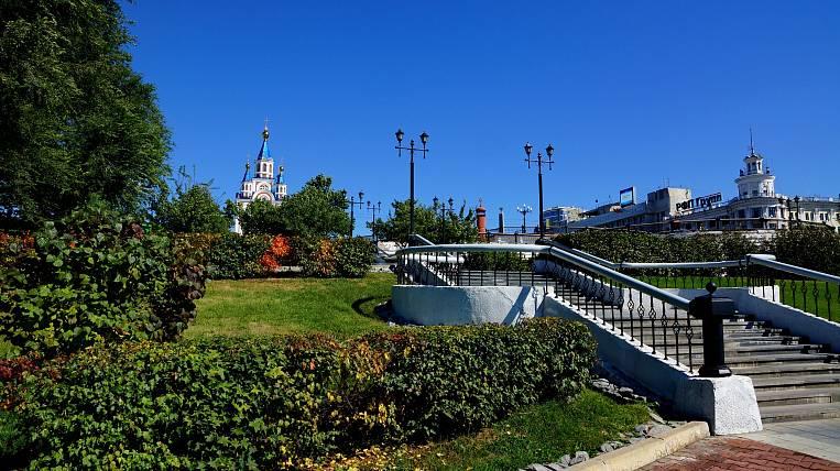 Khabarovsk overtakes Vladivostok in the national rating of cities