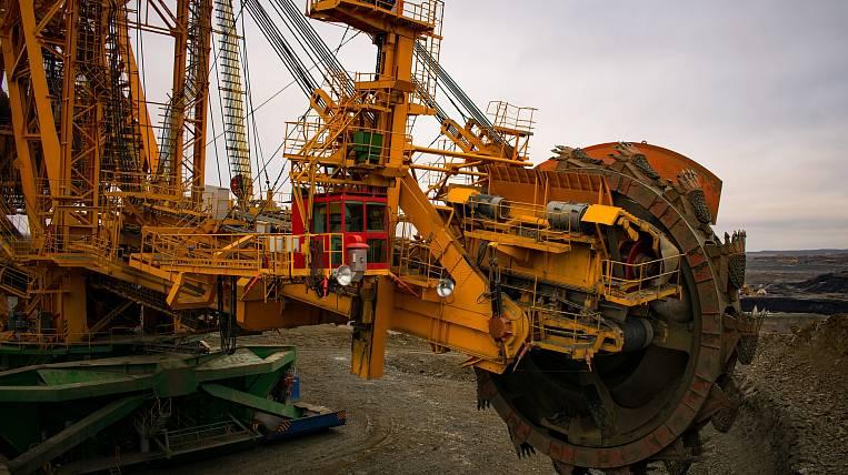 Coal mining has grown in Chukotka
