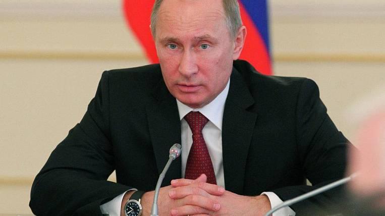 Путин примет участие впраздновании Дня знаний воВладивостоке
