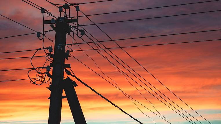 Four villages in the Irkutsk region were left without electricity