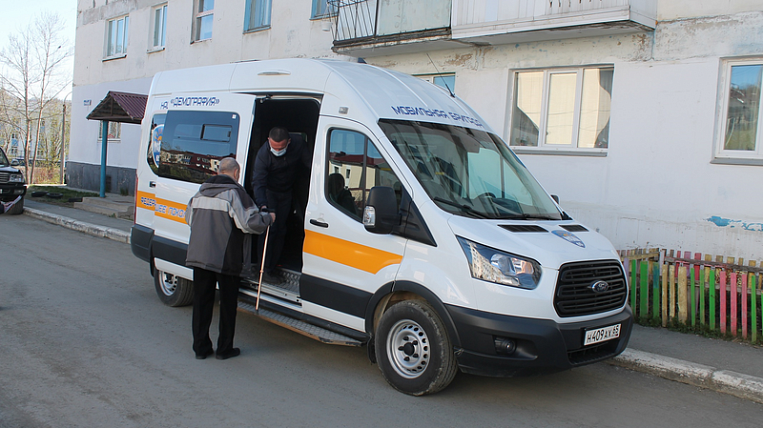 """More than 2 thousand people received assistance under the """"Care 65+"""" project on Sakhalin"""