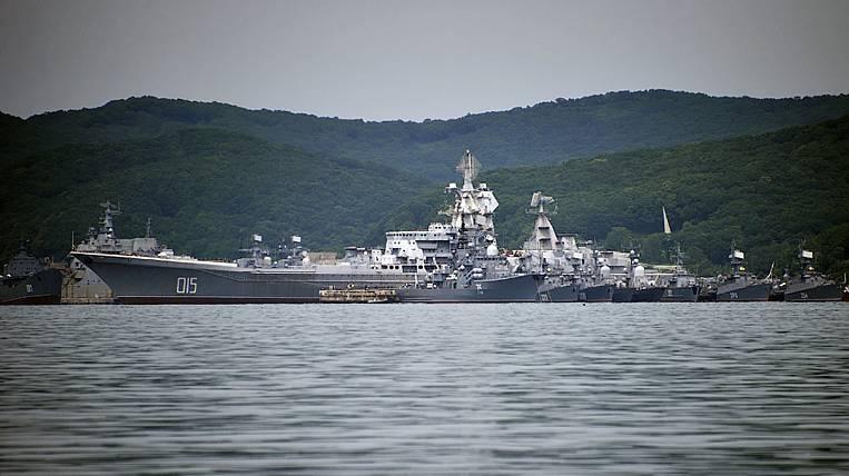 ВПриморье наремонте военного корабля украли 70 млн руб.