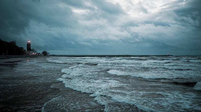Heavy rain and stormy winds will hit Sakhalin
