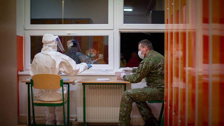Another 10 billion rubles were allocated for coronavirus co-payments to doctors