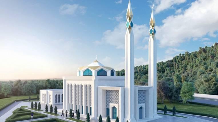 A mosque in Vladivostok will begin to build in 2021