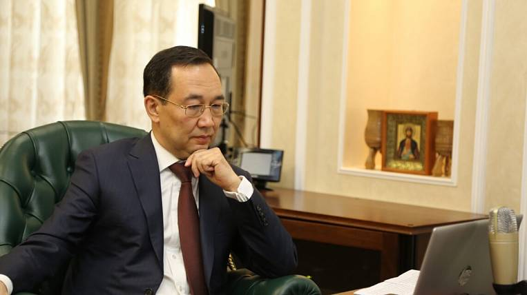 The head of Yakutia will have a digital assistant