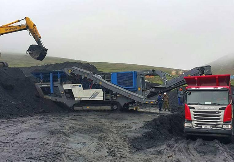 Australian start-up on the shores of Chukotka
