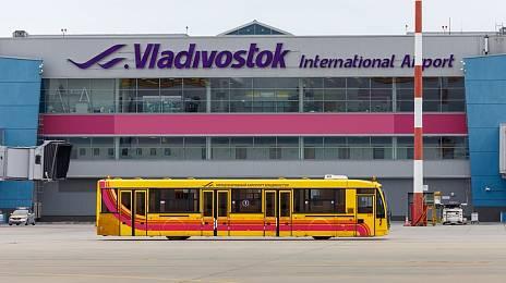 New horizons of Vladivostok airport
