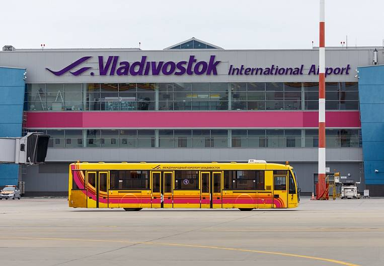 New horizons of Vladivostok airport