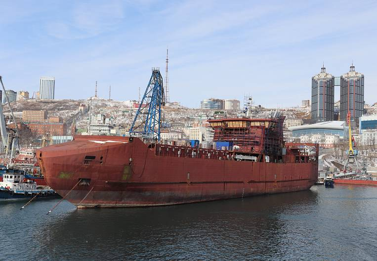 EastRussia Bulletin: Friday exclusive - shipbuilding