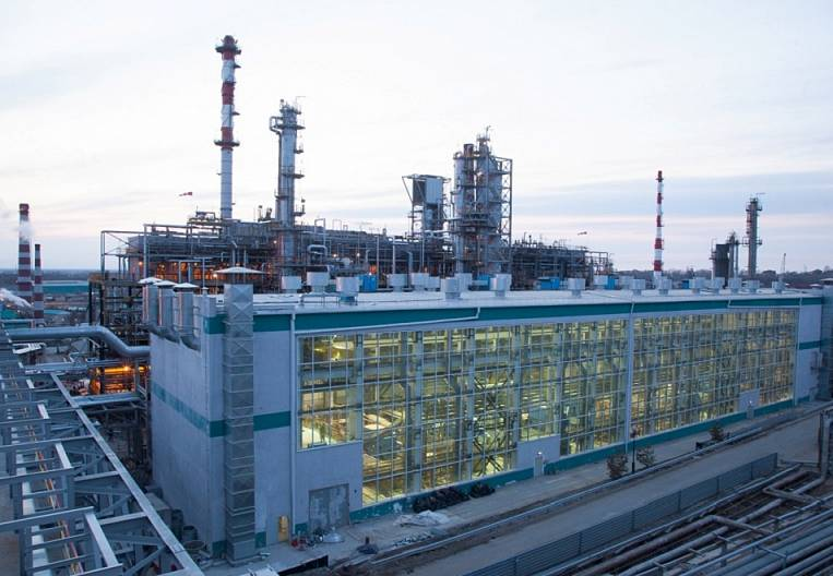 Yakutia thought about the production of gasoline