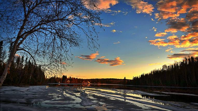 Abnormal heat will come to Yakutia in early December
