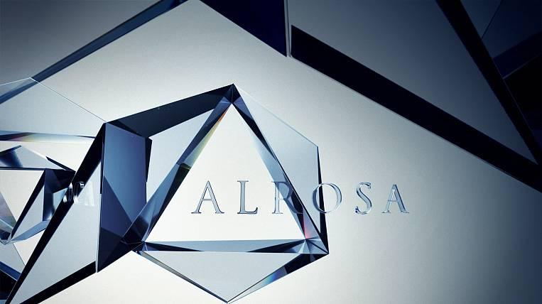 «Алроса» попросила облегчить вывоз бриллиантов заграницу