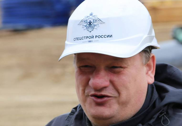 Siberian character of the cosmodrome Vostochny