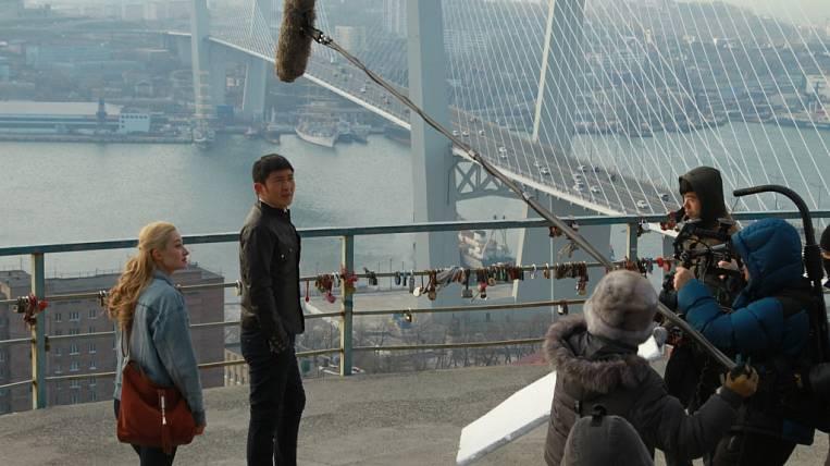 ВоВладивостоке снимают китайский сериал