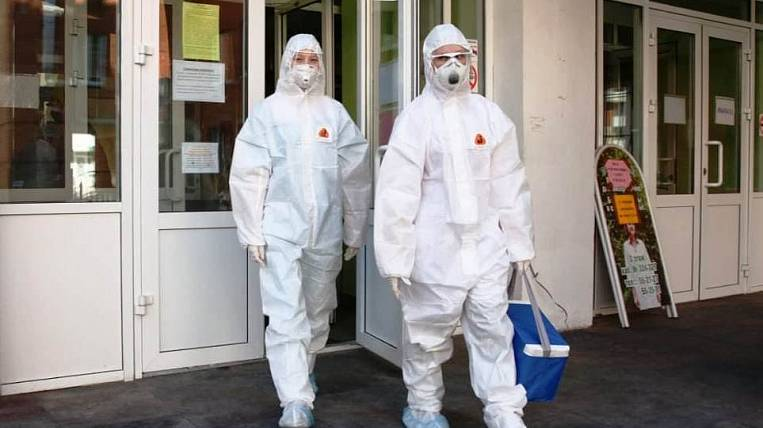Another 266 cases of coronavirus confirmed in the Irkutsk region