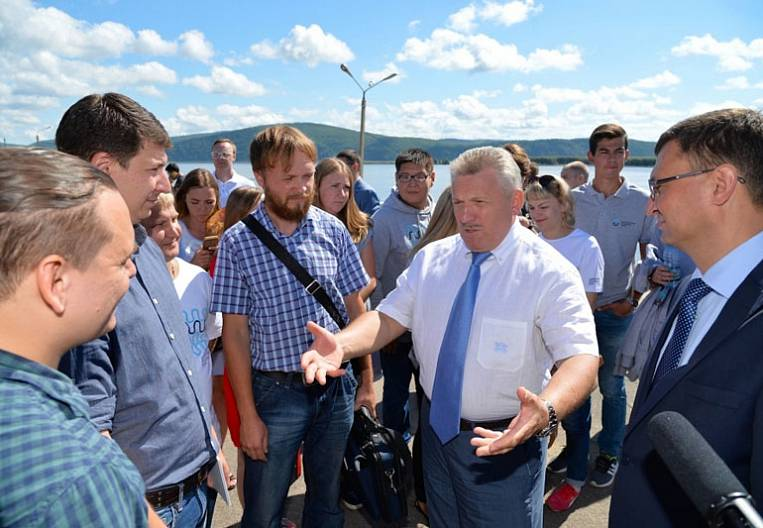 Khabarovsk Territory in 2016: overcoming the old and new difficulties