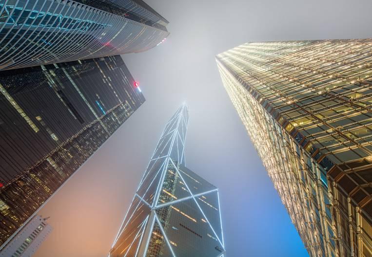 Startup in Hong Kong