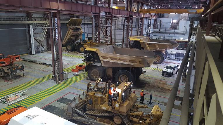 Modern workshops for the repair of mining equipment are being introduced in Yakutia
