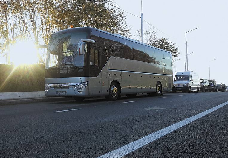 Roads Undermine the Development of Tourism in Kamchatka