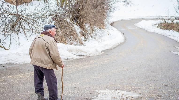 "The highest ""dream"" pension was in Vladivostok"