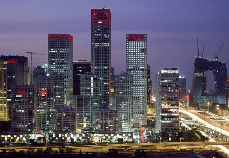 China strengthens the levers of economic diplomacy