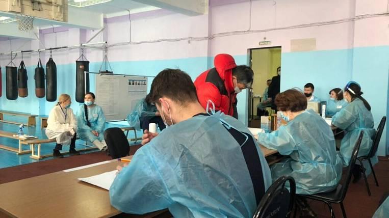 Early elections of the mayor began in Yakutsk