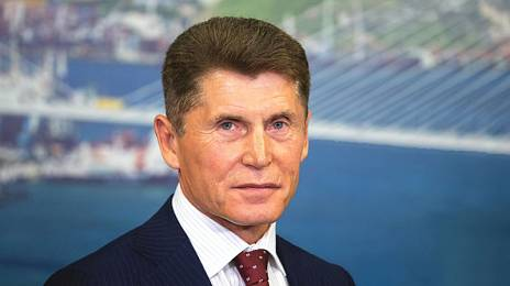 """Oleg Kozhemyako: """"We need to go straight through the implementation of national projects: build, give results"""""""