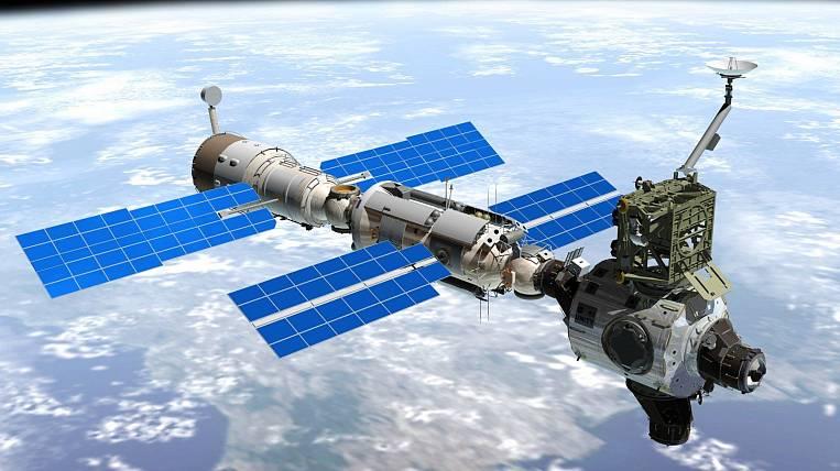 Неуправляемая космическая станция Китая летит кЗемле