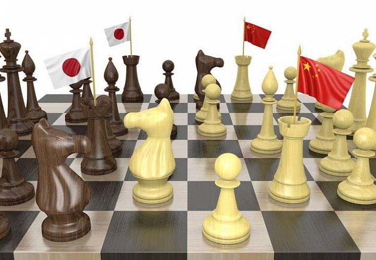 Russia-Japan-China: balances and counterbalances
