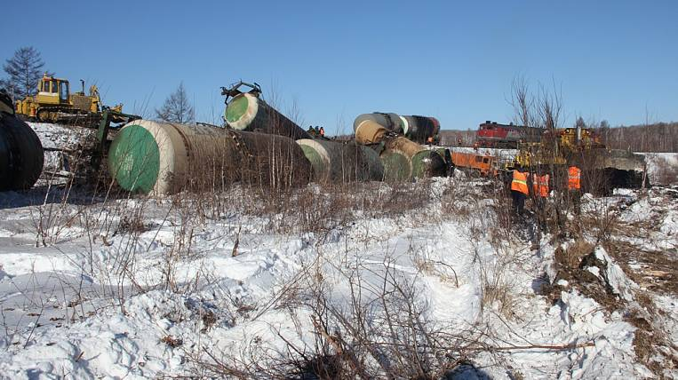 A criminal case was initiated on the fact of the descent of tanks in the Khabarovsk Territory