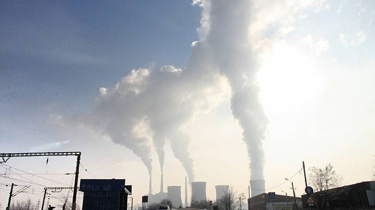 Greenhouse gas emissions trading system created in Sakhalin