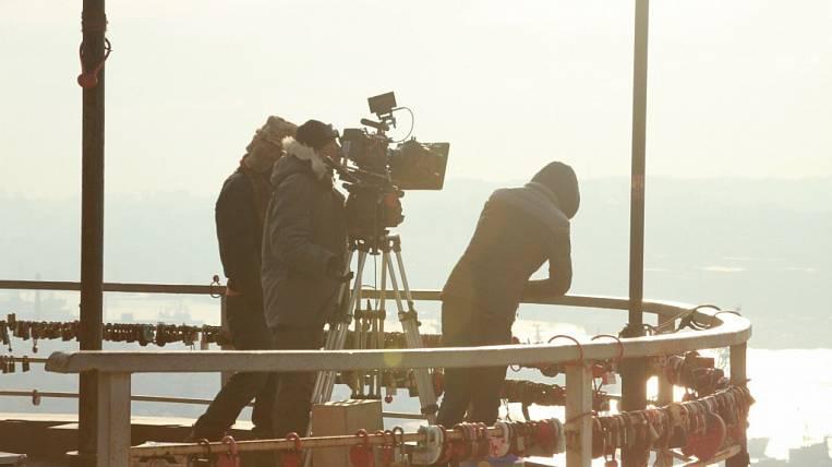 Китайская кинокомпания снимает вХабаровске сериал посюжету «Мадам Баттерфляй»