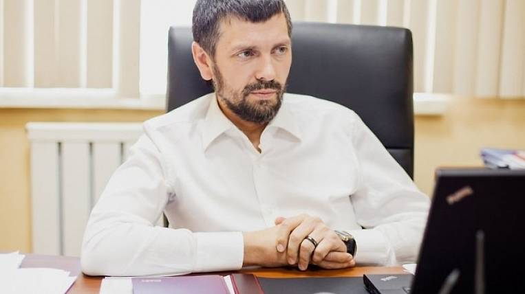 The head of the Ministry of Construction of Transbaikalia resigned