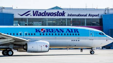 Vladivostok rushes forward