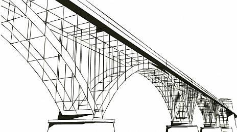 Who will pay the bridge through Lena?