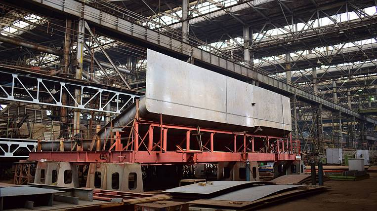 The shipyard in Khabarovsk owes its employees 22 million rubles